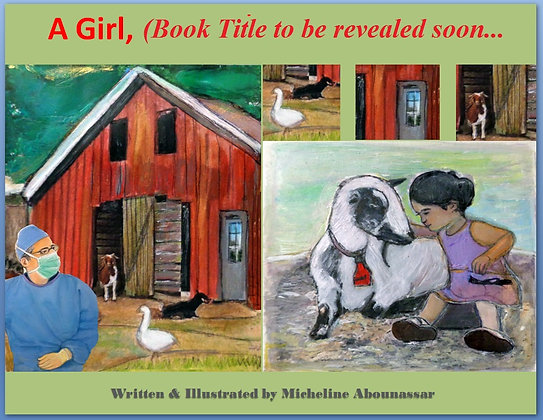 A Girl... (Book) Coming soon to Order...