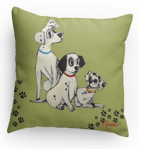 Dalmations (pillow)