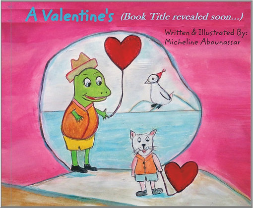 A Valentine's... Book coming soon...