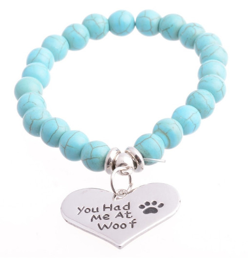 you had me at woof bracelet.jpg