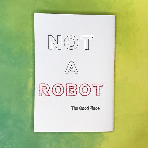 פנקס Not a Robot