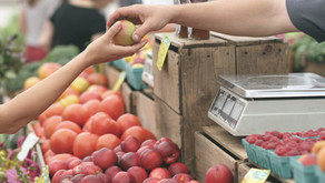 A Food Blockchain: Beyond Market Data