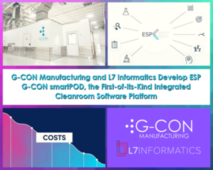 G-CON Manufacturing and L7 Informatics