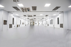 Modular Pharmaceutical Ballroom Cleanrooms G-CON