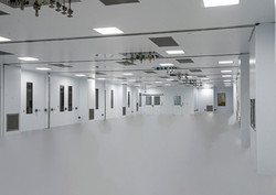 Ballroom Pharmaceutical Cleanroom G-CON PODs