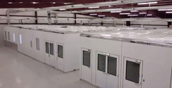 G-CON PODs Cleanrooms Aseptic Fill Finish