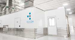 G-CON biopharma cleanrooms gene therapy pods