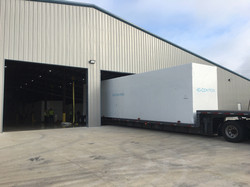 Mobile Cleanrooms G-CON PODs