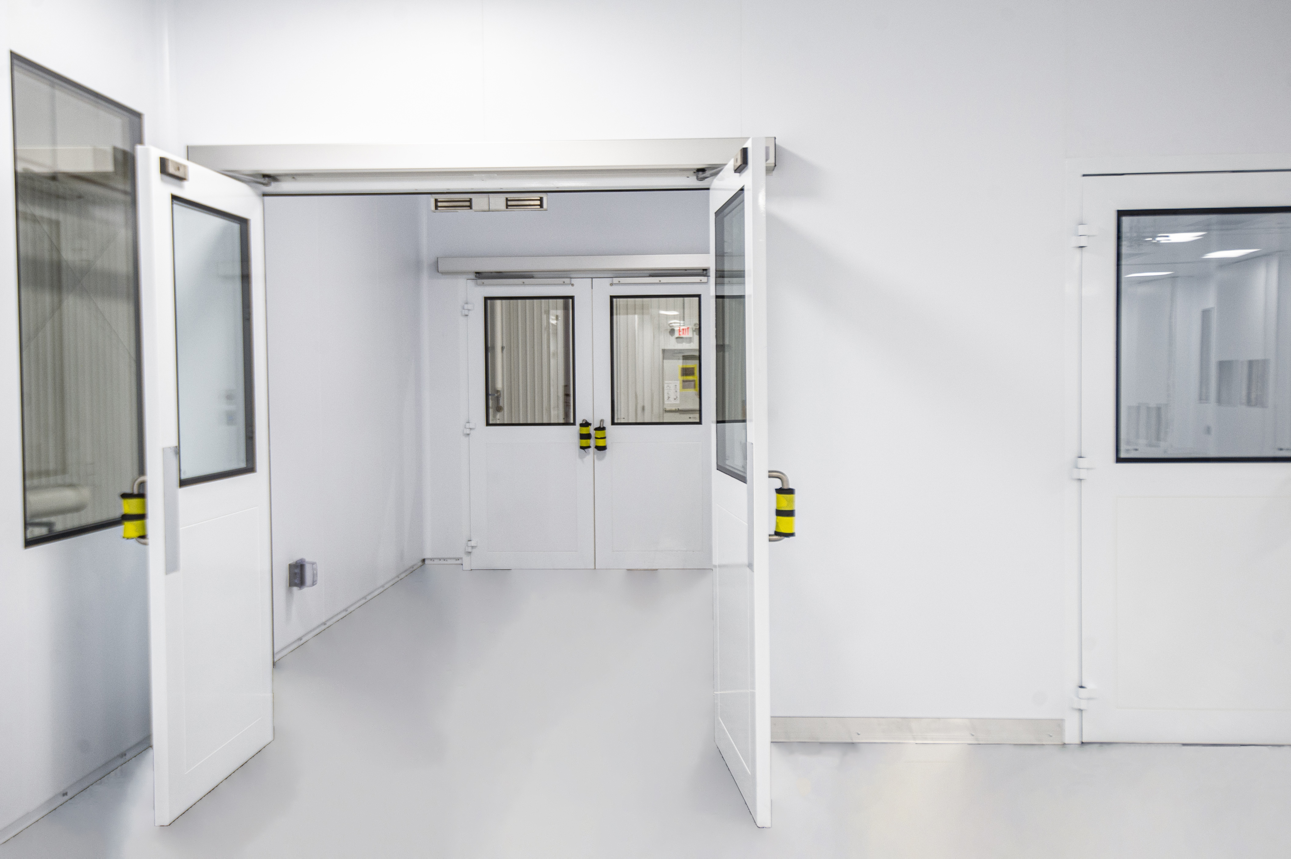 Medical Cleanroom G-CON PODs