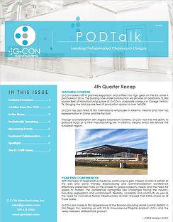 PODTalk Q4-2018