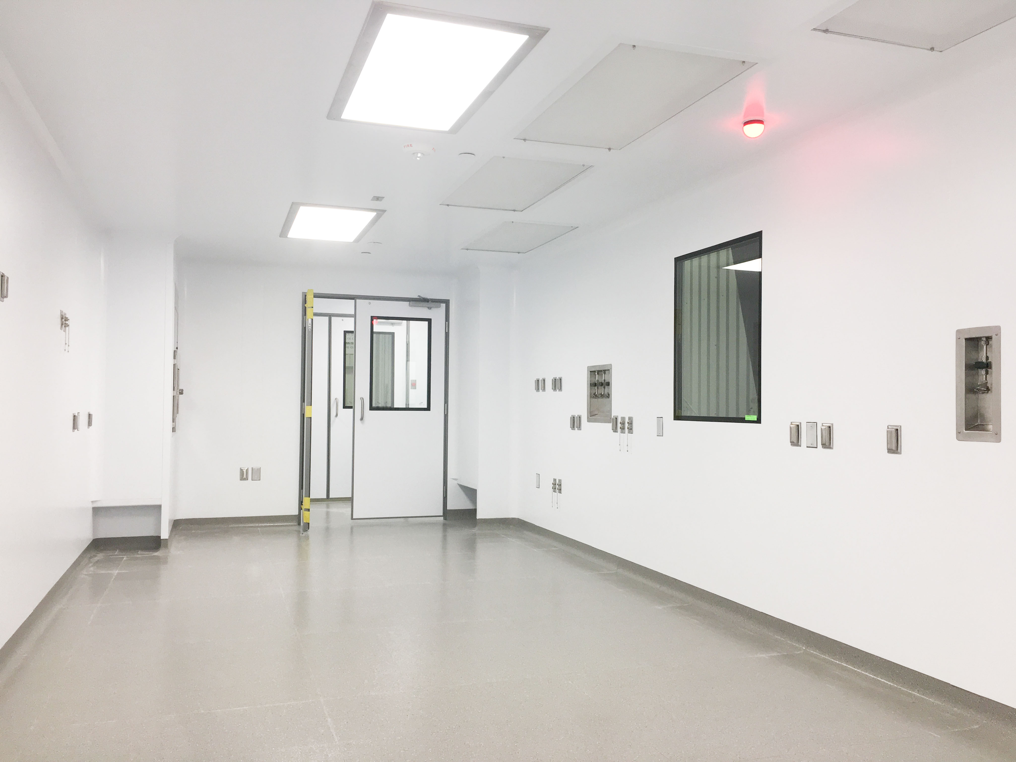 Biopharmaceutical Cleanrooms G-CON PODs