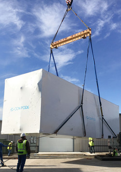 Modular Cleanrooms G-CON PODs