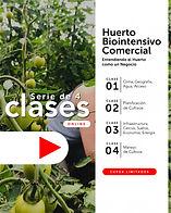 Ciclo de Clases Online - Huerto Biointen