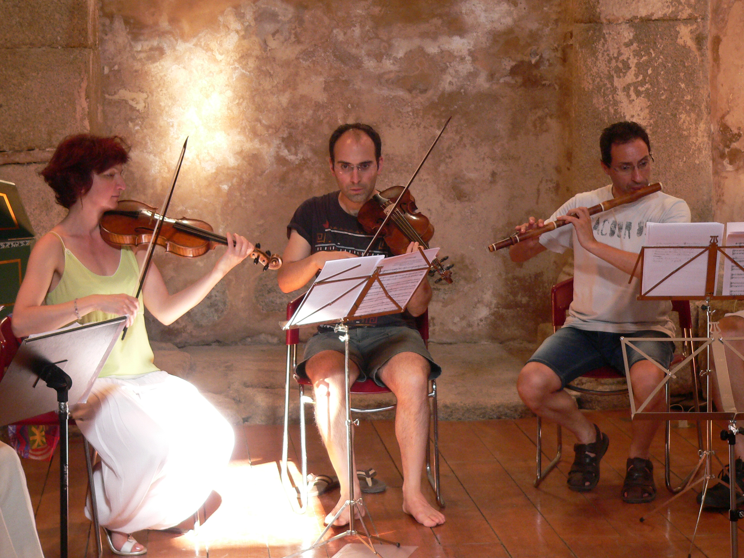 CIMA - Early Music Summer Courses