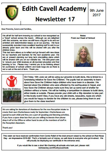 ECAN Newsletter 9.6.17