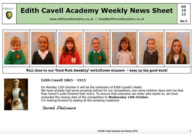 ECAN Newsletter 9.10.15
