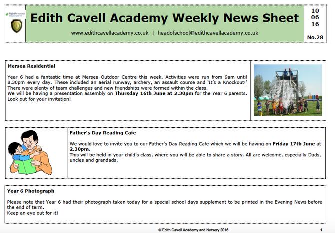 ECAN Newsletter 10.6.16