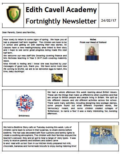 ECAN Newsletter 24.2.17