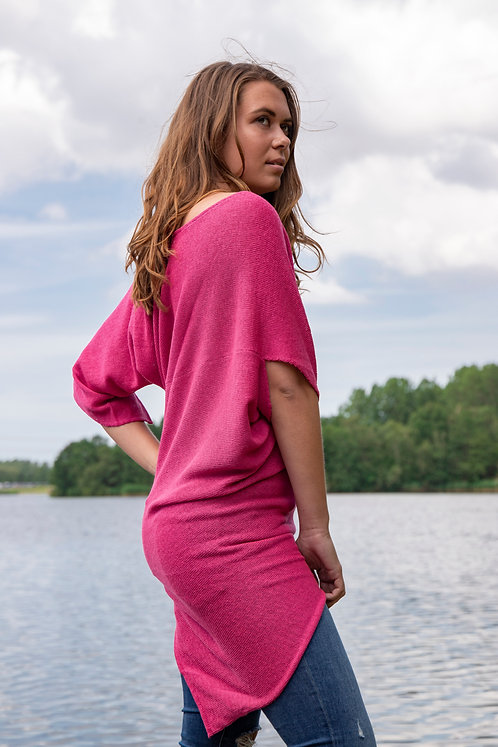 Shirt kina roze