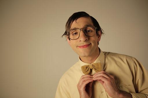 Benoît Turjman, mime, Le Voisin, humour comedy, tête de vainqueur