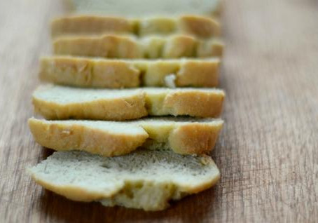 Fluffy Low Carb Almond Flour Bread