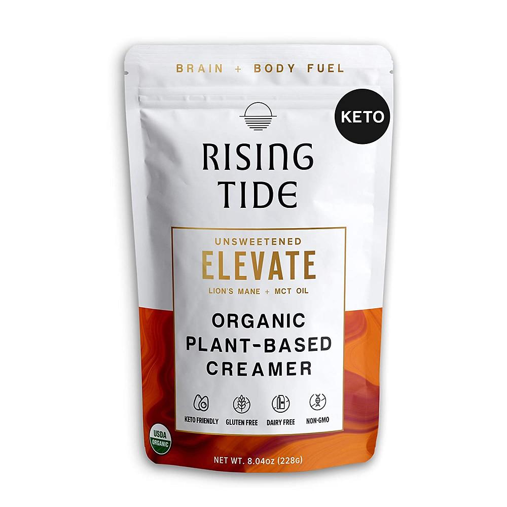 Keto Non Dairy plant based Organic coffee creamer