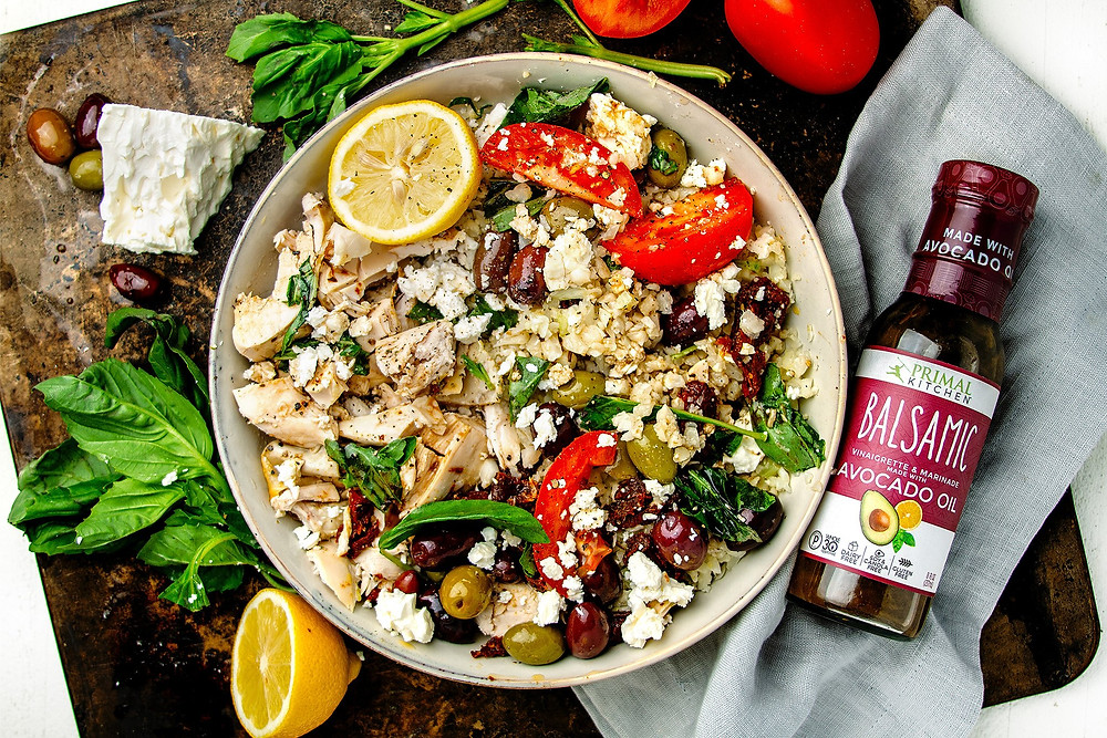 Healthy Life Selections recommends Primal Kitchen Dressings & Marinades for healthy recipes