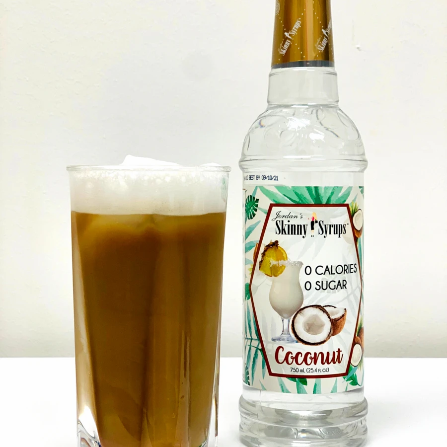 Ketogenic beverages with cold brew skinny latte recipe for keto