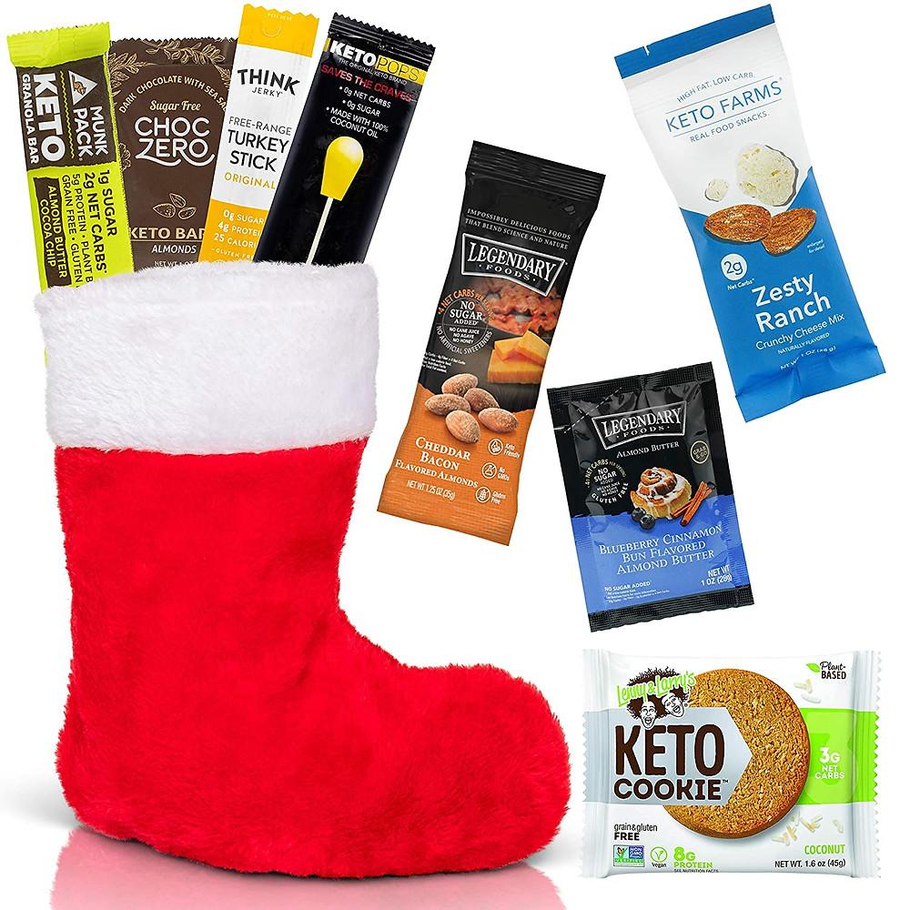 keto friendly gift ideas ketogenic novelty keto snacks holiday gift ideas for dieters