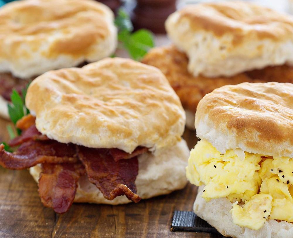 Easy Low Carb Keto friendly Breakfast