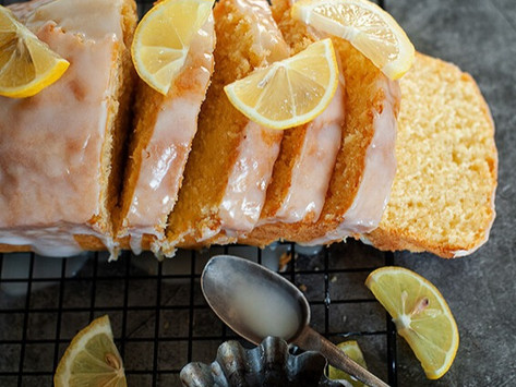 Amazing Low Carb Lemon Pound Cake