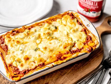 Keto Spicy Lasagna