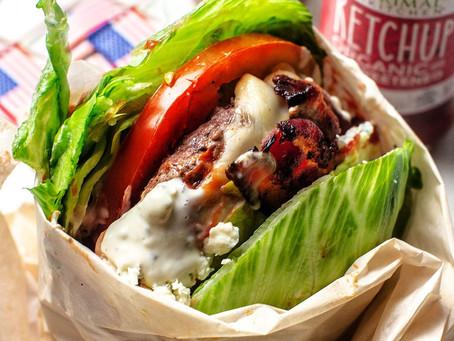 4th of July Keto Burgers