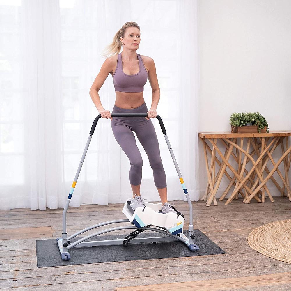 aero ski home gym gift ideas for Christmas Holidays fitness weight loss cardio health