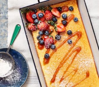 Keto French Toast Breakfast Bake