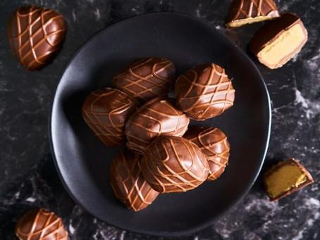Keto Peanut Butter Truffles