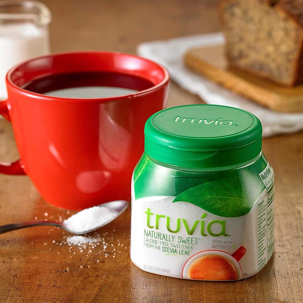 Truvia Stevia Keto Friendly Sweetener for Ketogenic recipes