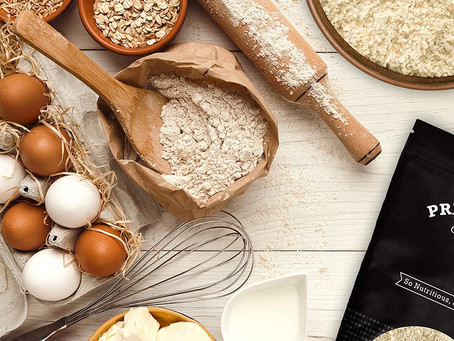 Keto Baking With Hazelnut Flour