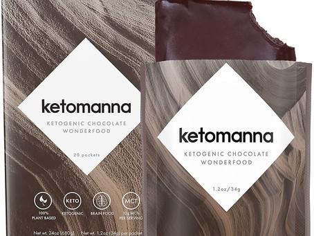 Ketomanna Chocolate