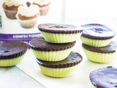 Keto Andes Mint Cups