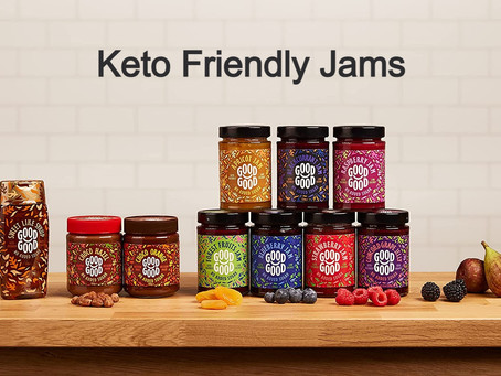 Keto-Friendly Jams