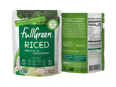 Healthy Keto Rice Replacement