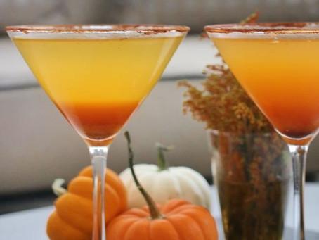 Sugar Free Pumpkin Martini