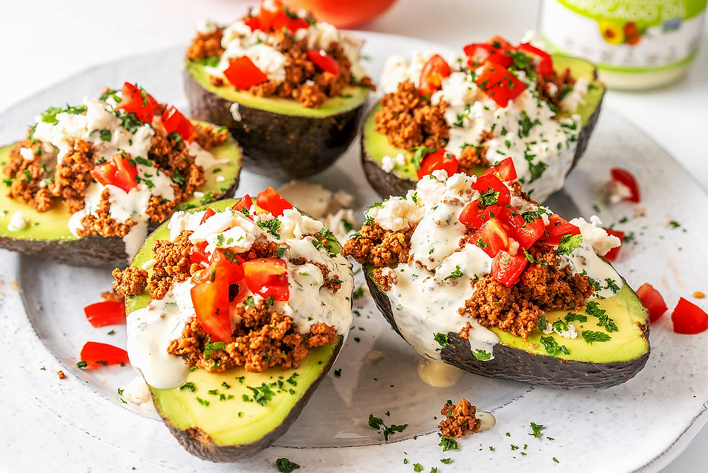 keto friendly holiday ideas low carb entertaining ketogenic avocado taco appetizers christmas party