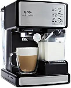 Latte Machine espresso white mocha barista at home