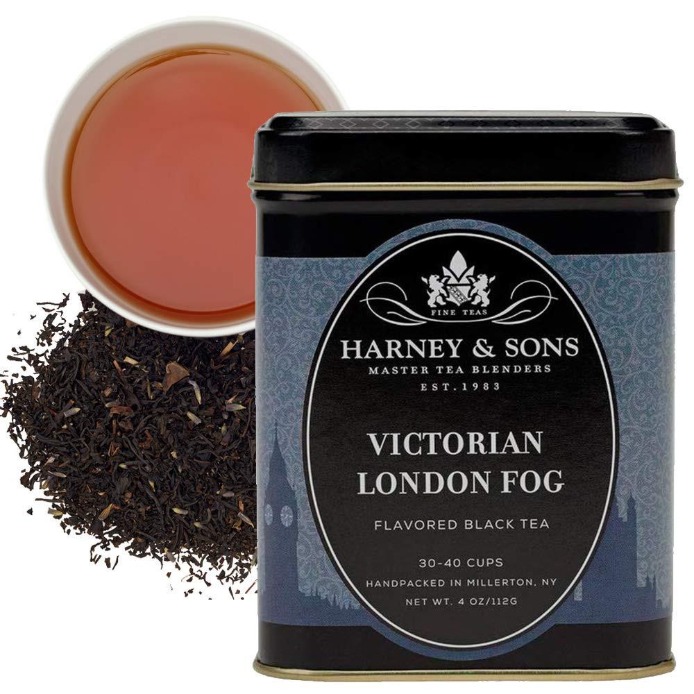 Harney & Sons American tea company salisbury connecticut London fog latte keto friendly