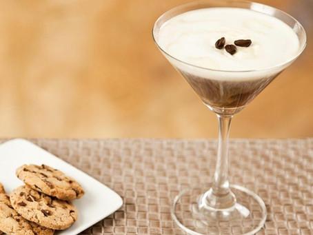 Skinny Vanilla Martini
