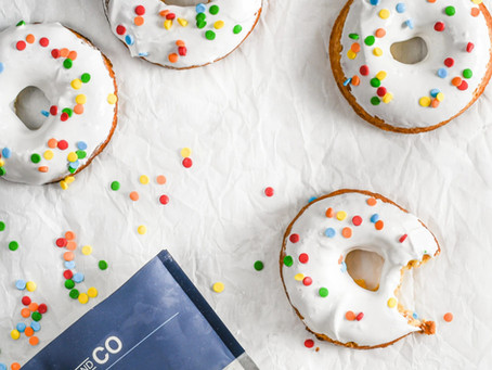 How to Make Old-Fashioned Keto Donuts