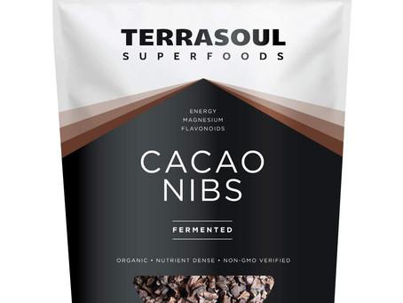 Terrasoul Superfoods  Raw Keto | Vegan Organic Cacao Nibs