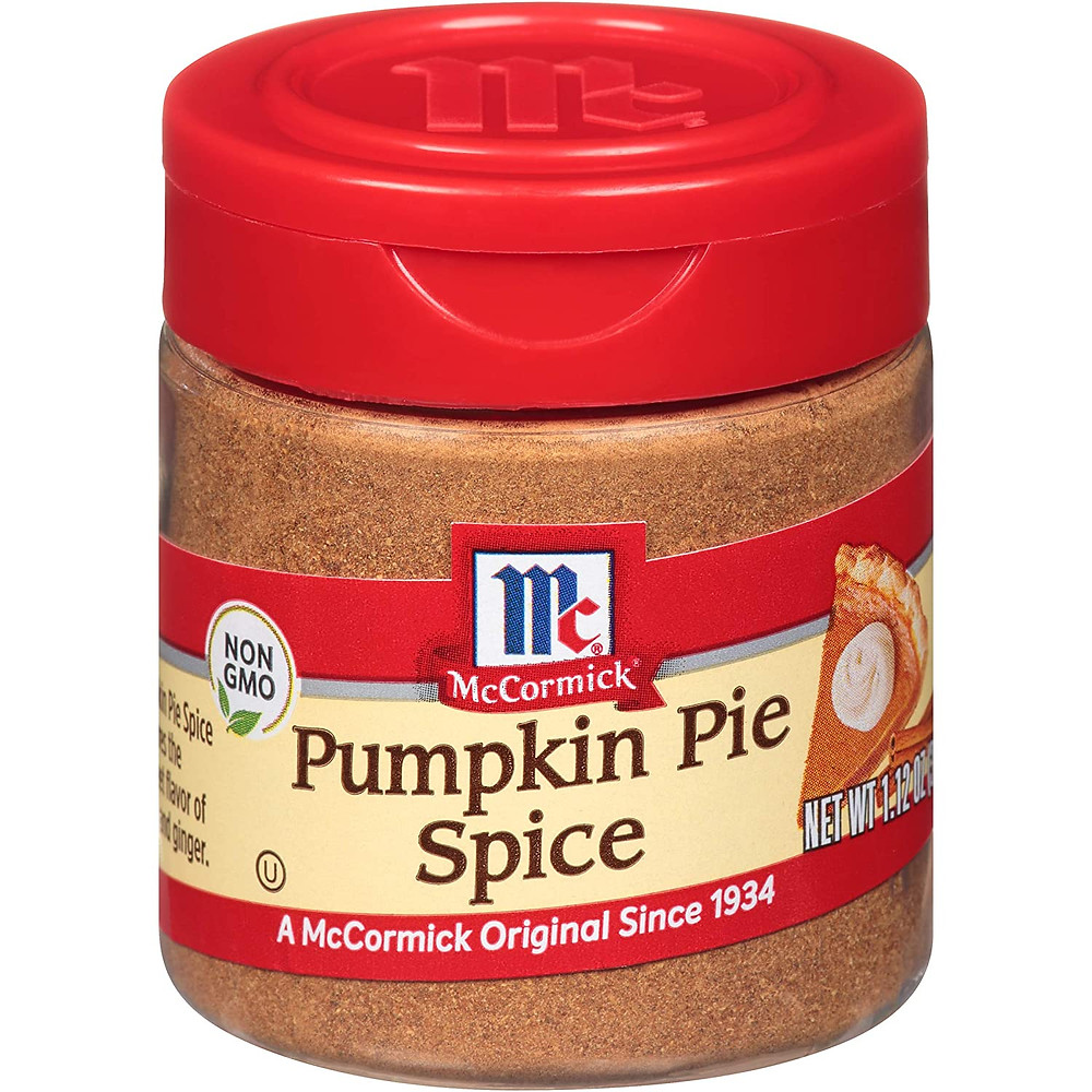 Pumpkin Spice For Holiday Baking with McCormick Keto friendly favorite recipes